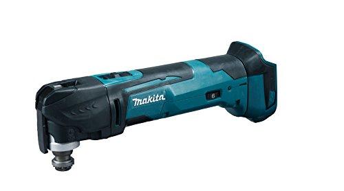 Makita Akku-Multifunktion Werkzeug (ohne Akku/Ladegert, 390 W, 18 V) DTM51Z
