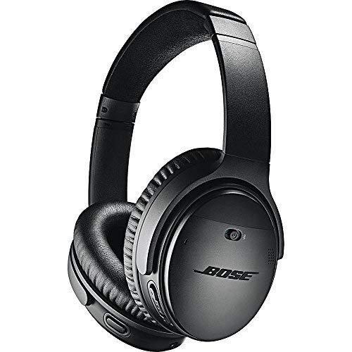 Bose QuietComfort 35 (Serie II) kabellose Kopfhrer, Noise Cancelling, mit Alexa-Sprachsteuerung, Schwarz